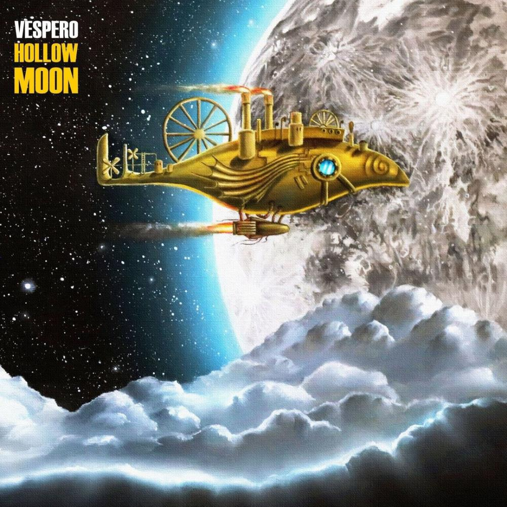 Hollow Moon by VESPERO album cover