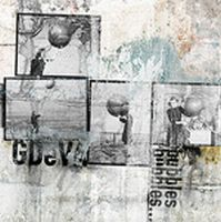 Gdeva - Bubbles, bubbles... CD (album) cover