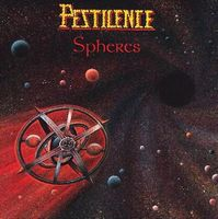 Pestilence - Spheres CD (album) cover