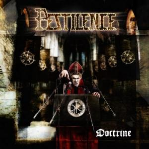 Pestilence - Doctrine CD (album) cover