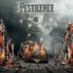 Obsideo by PESTILENCE album cover