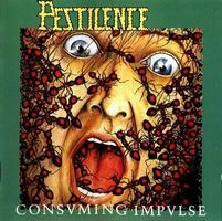 Pestilence Consuming Impulse album cover