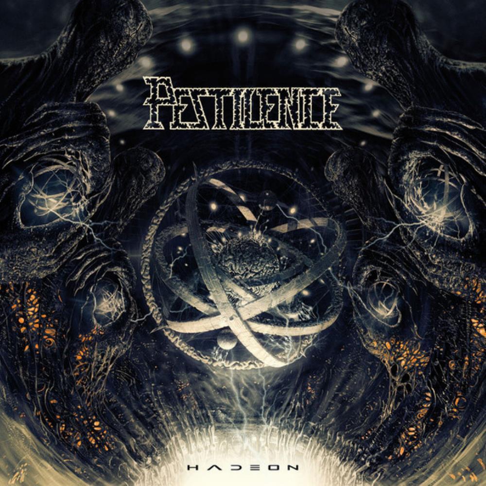 Hadeon by PESTILENCE album cover