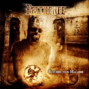 Pestilence Resurrection Macabre  album cover