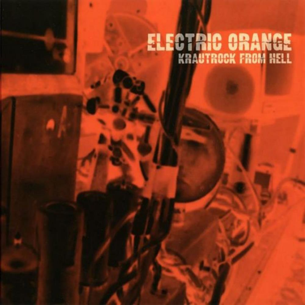 Electric Orange Krautrock From Hell album cover