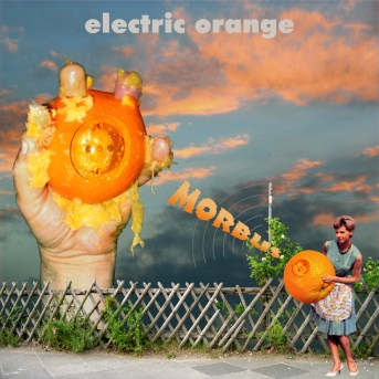 Morbus by ELECTRIC ORANGE album cover