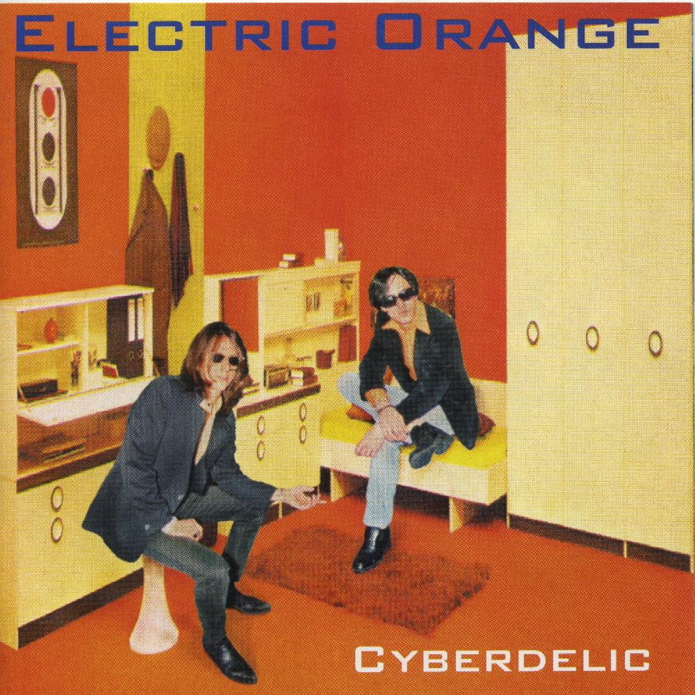 Electric Orange Cyberdelic album cover