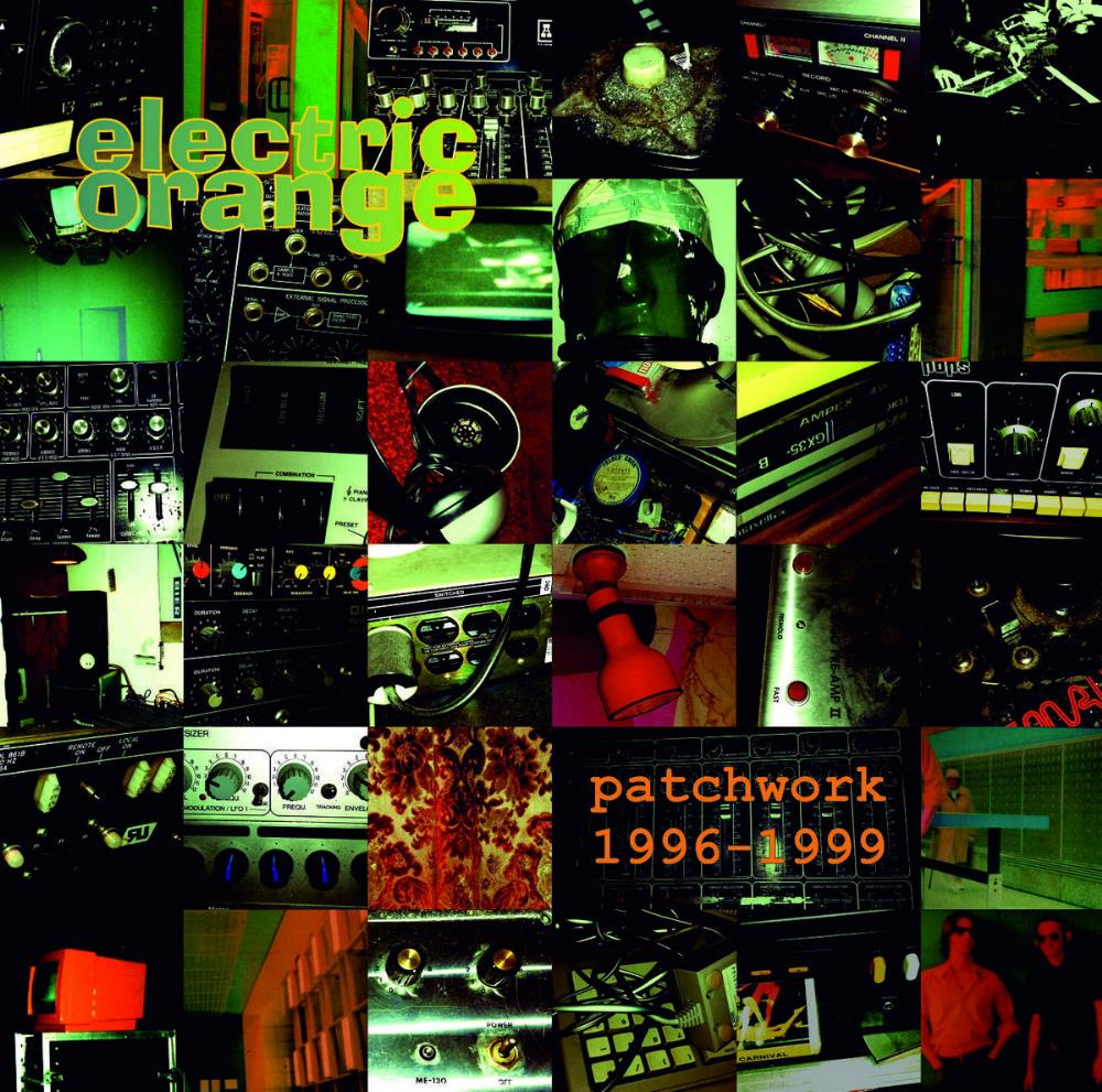 Patchwork 1996-1999 by ELECTRIC ORANGE album cover