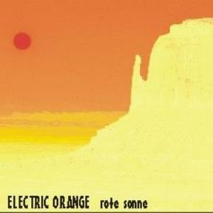 Electric Orange Rote Sonne album cover