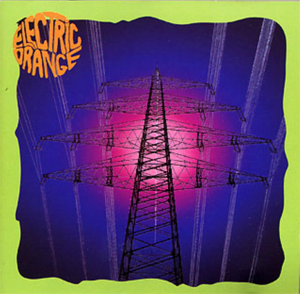Electric Orange - Electric Orange CD (album) cover