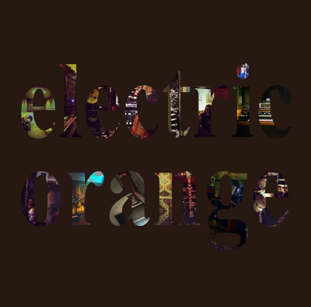 EOXXV by ELECTRIC ORANGE album cover