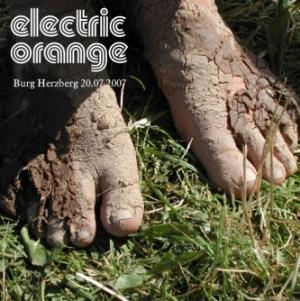 Electric Orange Burg Herzberg 20.07.2007 album cover