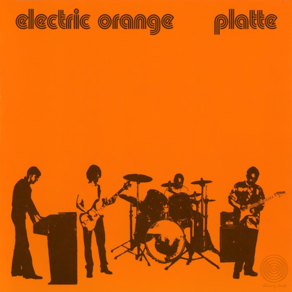 Electric Orange Platte album cover