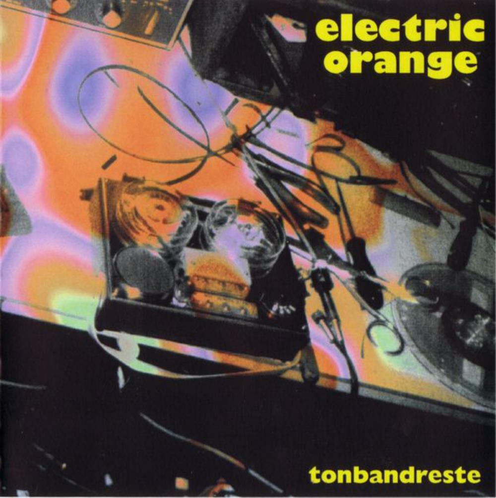 Electric Orange Tonbandreste album cover