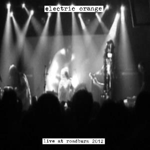 Live At Roadburn 2012 by ELECTRIC ORANGE album cover