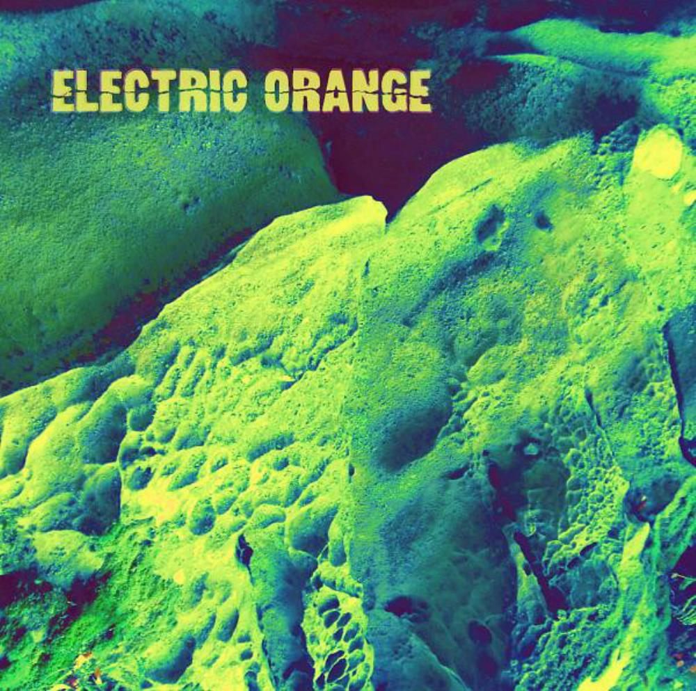 Electric Orange Netto album cover