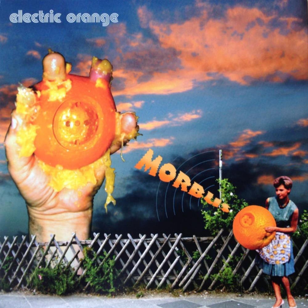 Electric Orange Morbus album cover