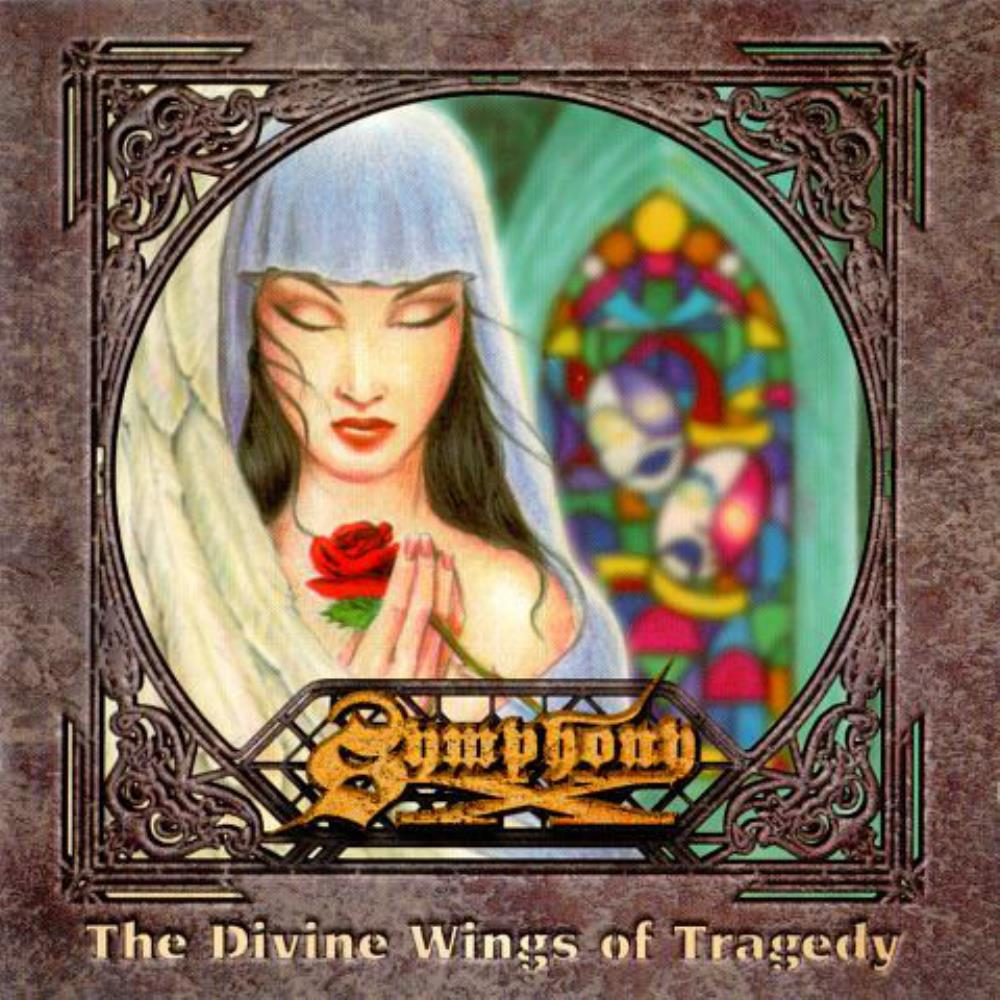 The Divine Wings Of Tragedy by SYMPHONY X album cover