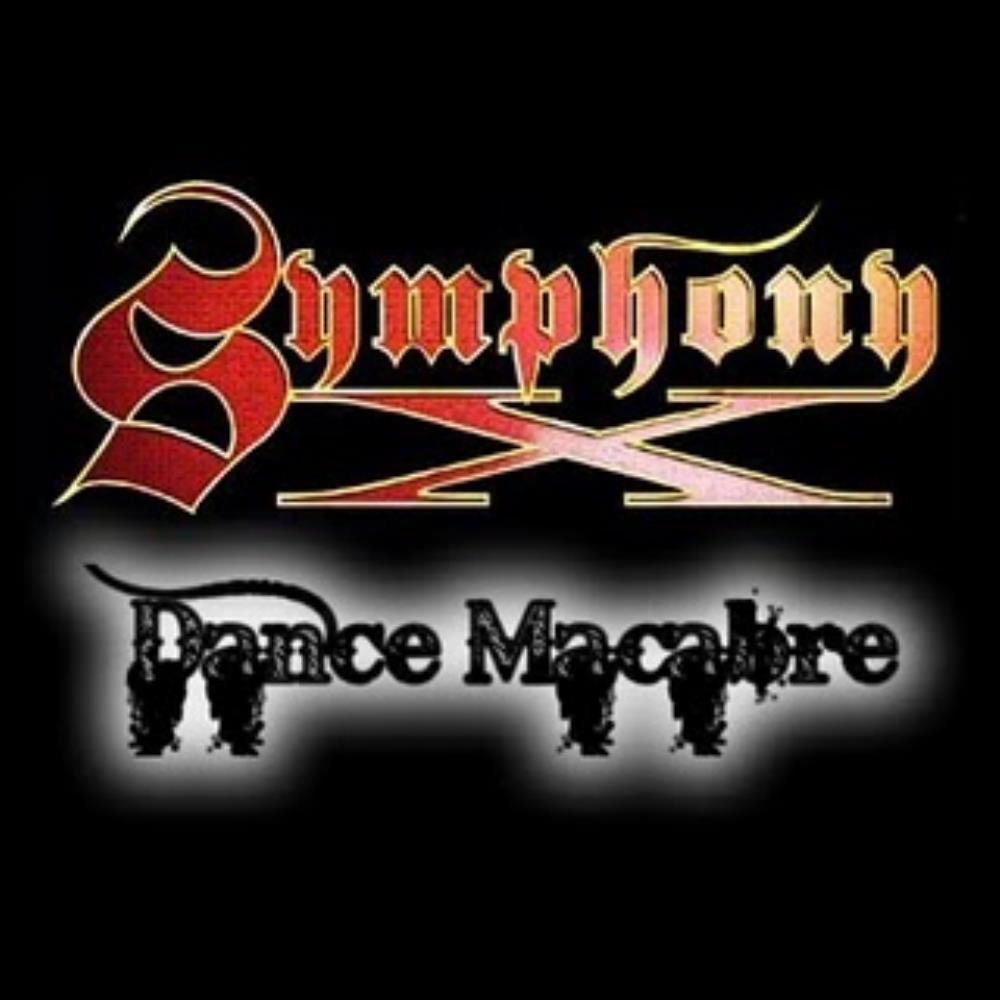Danse Macabre by SYMPHONY X album cover