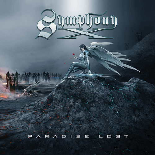 Paradise Lost by SYMPHONY X album cover
