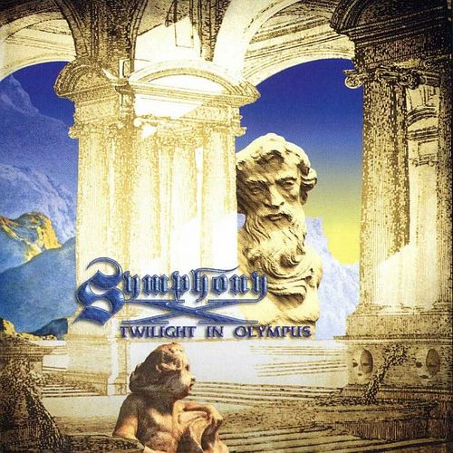 Symphony X - Twilight In Olympus CD (album) cover