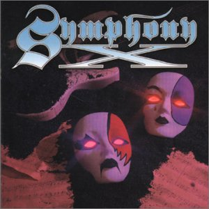 Symphony X - Symphony X CD (album) cover