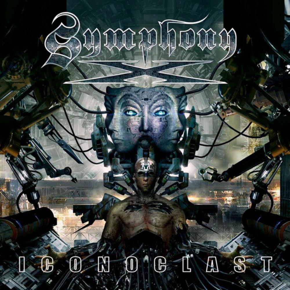 Symphony X - Iconoclast CD (album) cover