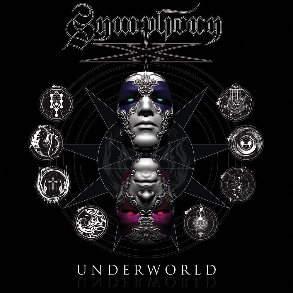 Underworld by SYMPHONY X album cover