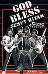 God Bless - Semut Hitam CD (album) cover