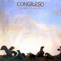 P�jaros de Arcilla by CONGRESO album cover