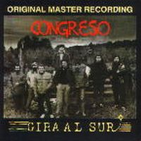Gira Al Sur by CONGRESO album cover