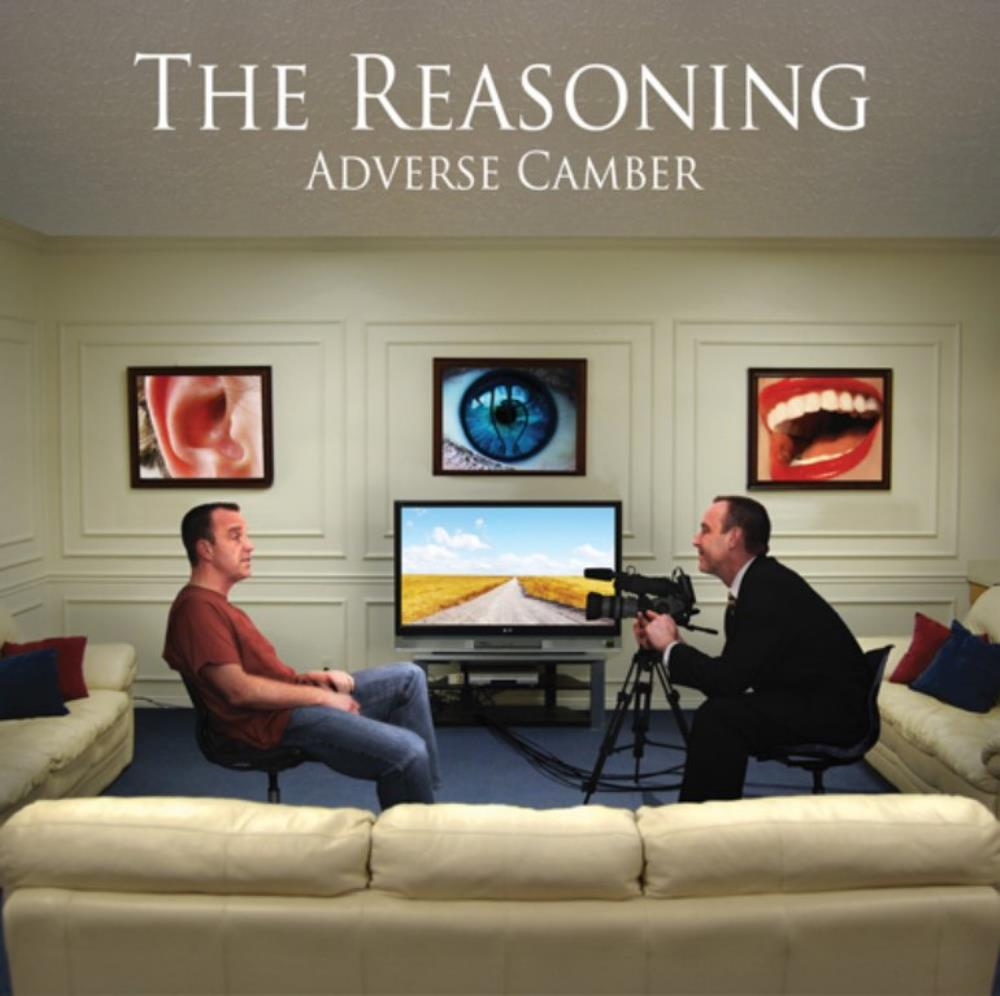 The Reasoning - Adverse Camber CD (album) cover