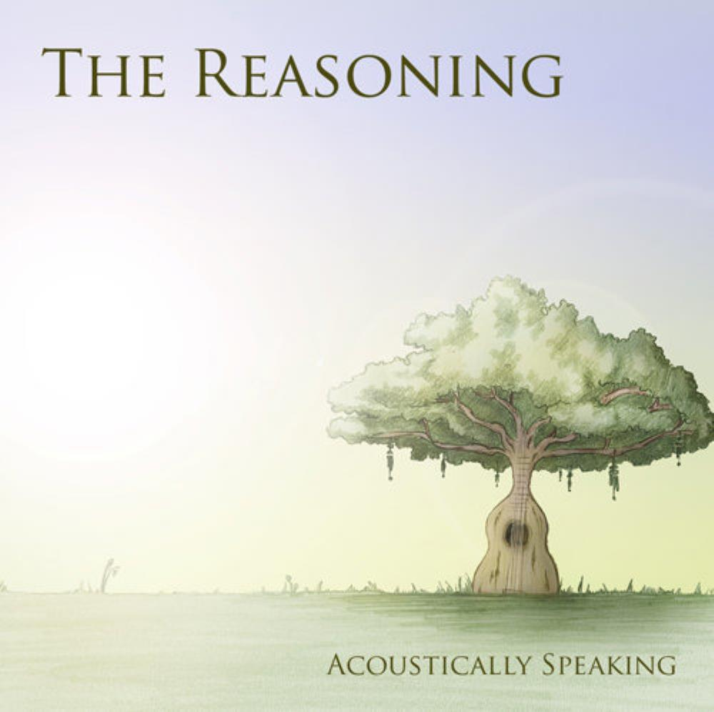 The Reasoning - Acoustically Speaking CD (album) cover
