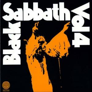 Black Sabbath - Volume Four CD (album) cover