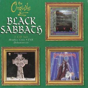 Black Sabbath The Originals  album cover