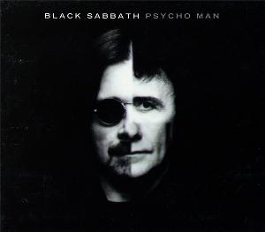 Black Sabbath Psycho Man album cover