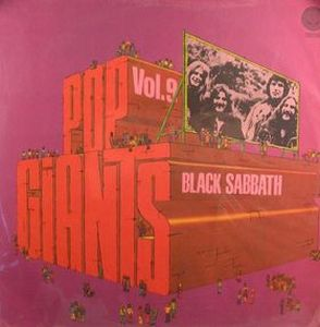 Black Sabbath Pop Giants: Volume 9 album cover