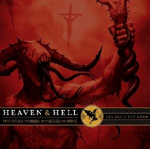 Black Sabbath Heaven & Hell: The Devil You Know album cover
