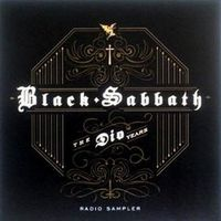 Black Sabbath The Dio Years (Sampler)  album cover