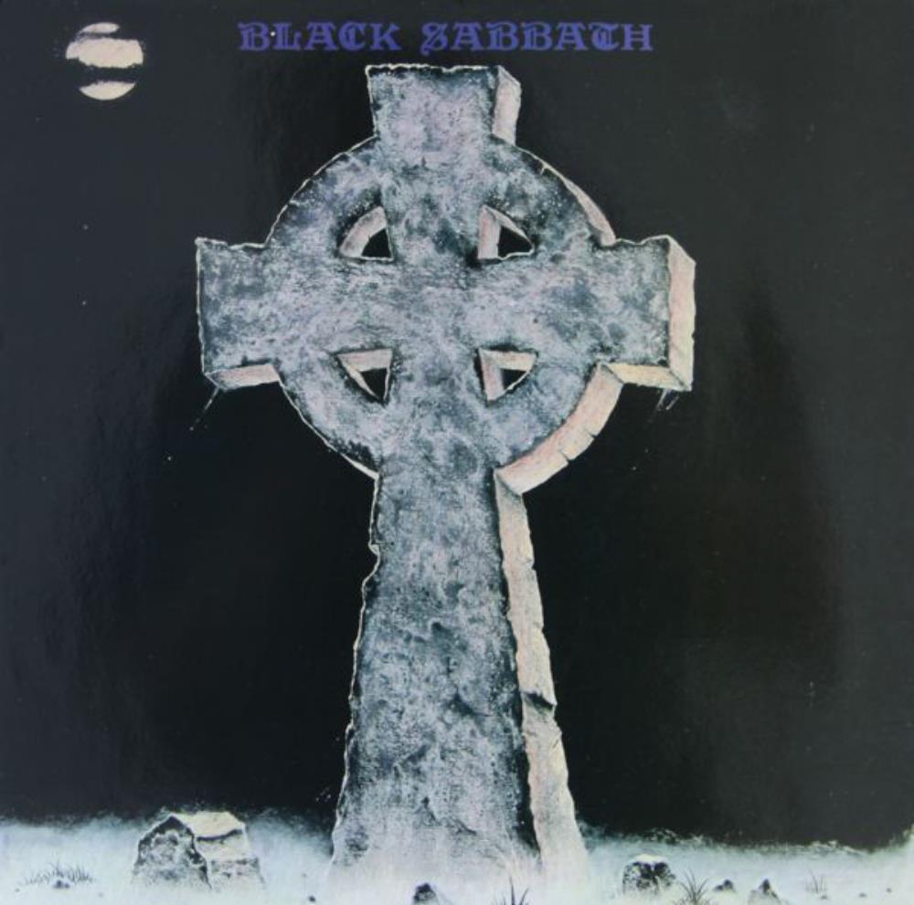 Headless Cross by BLACK SABBATH album cover