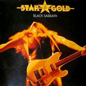 Black Sabbath Star Gold album cover