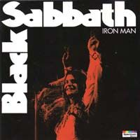Black Sabbath Iron Man (Alternative Version) album cover