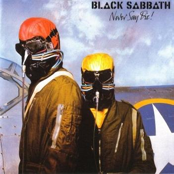 Black Sabbath - Never Say Die! CD (album) cover