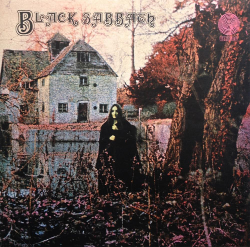 Black Sabbath by BLACK SABBATH album cover