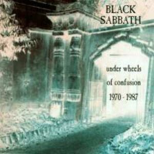 Black Sabbath Under Wheels of Confusion 1970-1987 album cover