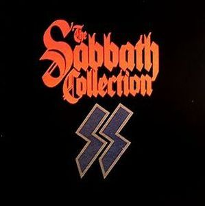 Black Sabbath The Sabbath Collection (original)  album cover