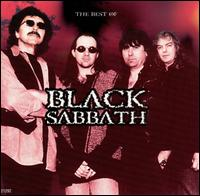 Black Sabbath The Best of Black Sabbath album cover