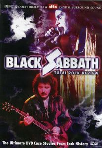 Black Sabbath Total Rock Review album cover