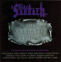 Black Sabbath The Sabbath Stones album cover
