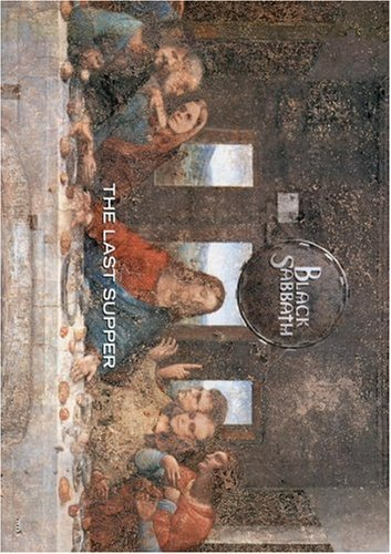 Black Sabbath - The Last Supper CD (album) cover